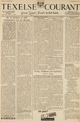 Texelsche Courant 1963-01-25
