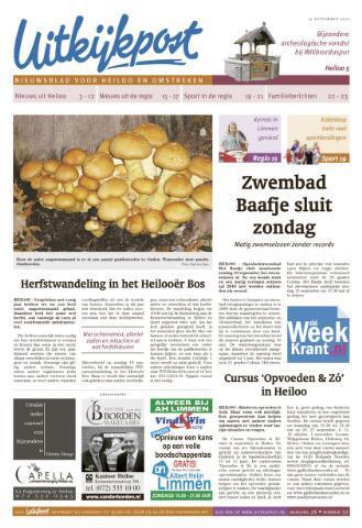 Uitkijkpost : nieuwsblad voor Heiloo e.o. 2010-09-15
