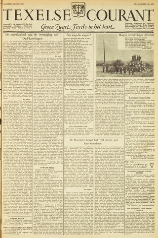 Texelsche Courant 1953-04-29