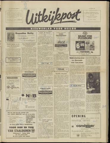 Uitkijkpost : nieuwsblad voor Heiloo e.o. 1971-03-31