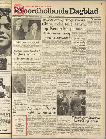 Noordhollands Dagblad : dagblad voor Alkmaar en omgeving 1963-07-16