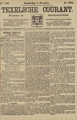 Texelsche Courant 1894-12-06