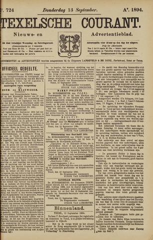 Texelsche Courant 1894-09-13