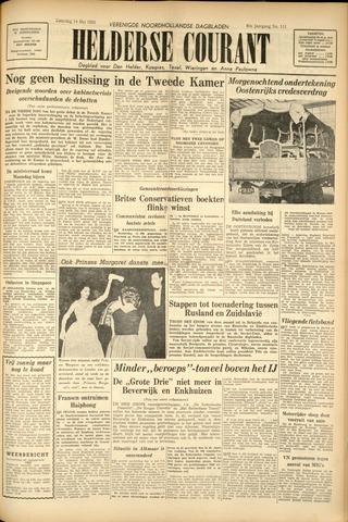 Heldersche Courant 1955-05-14