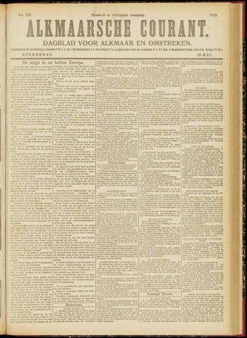 Alkmaarsche Courant 1918-05-23
