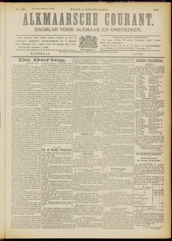 Alkmaarsche Courant 1916-07-08