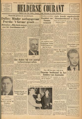 Heldersche Courant 1955-01-03