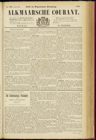 Alkmaarsche Courant 1896-08-23
