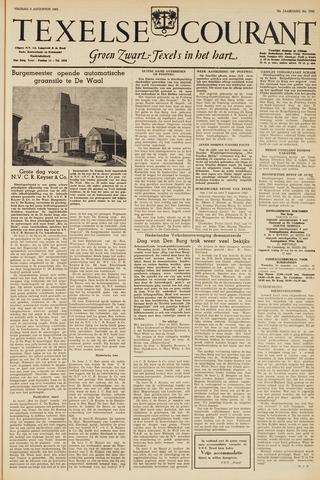 Texelsche Courant 1963-08-09