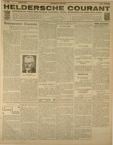Heldersche Courant 1935-06-22