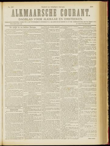 Alkmaarsche Courant 1918-09-04