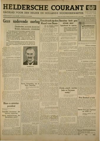 Heldersche Courant 1938-04-09