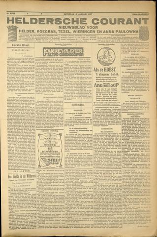 Heldersche Courant 1927-01-08
