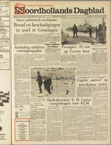 Noordhollands Dagblad : dagblad voor Alkmaar en omgeving 1963-01-07