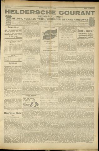 Heldersche Courant 1925-03-21