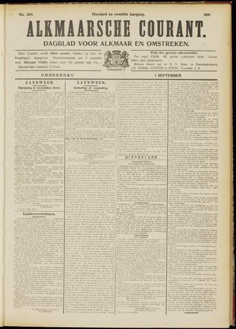 Alkmaarsche Courant 1910-09-01