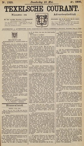 Texelsche Courant 1900-05-10