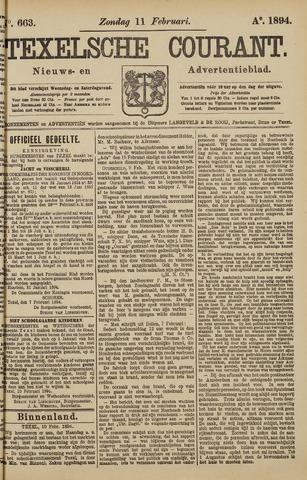 Texelsche Courant 1894-02-11