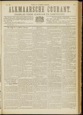 Alkmaarsche Courant 1918-07-17
