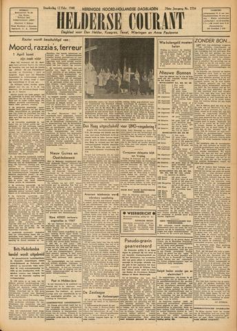 Heldersche Courant 1948-02-12