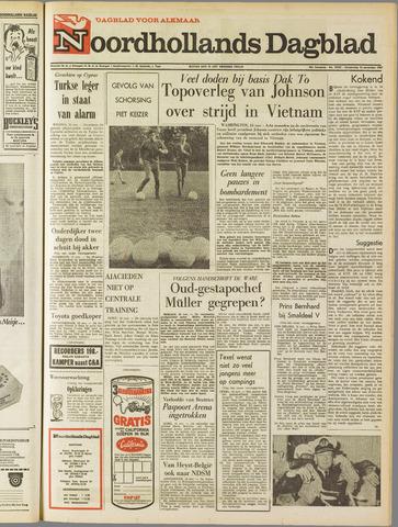 Noordhollands Dagblad : dagblad voor Alkmaar en omgeving 1967-11-16