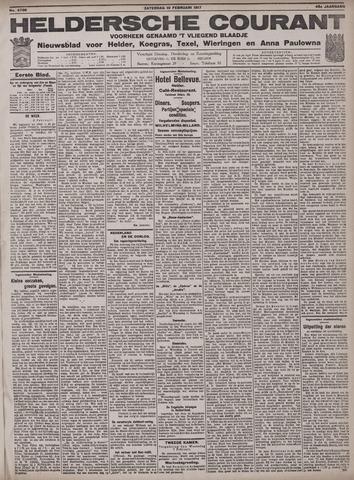 Heldersche Courant 1917-02-10