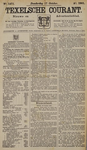 Texelsche Courant 1901-10-17