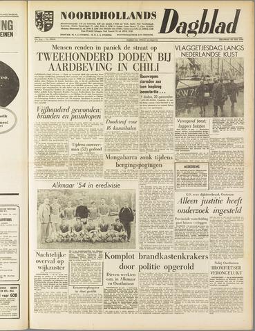 Noordhollands Dagblad : dagblad voor Alkmaar en omgeving 1960-05-23