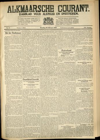 Alkmaarsche Courant 1933-02-21