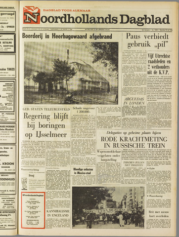 Noordhollands Dagblad : dagblad voor Alkmaar en omgeving 1968-07-29