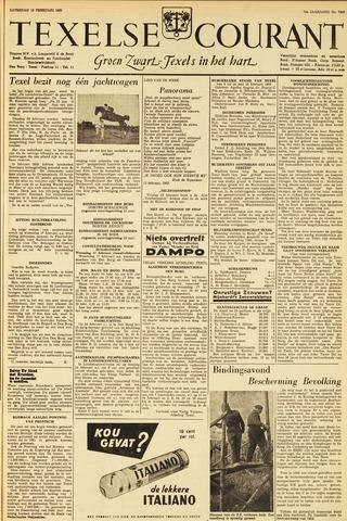Texelsche Courant 1960-02-13