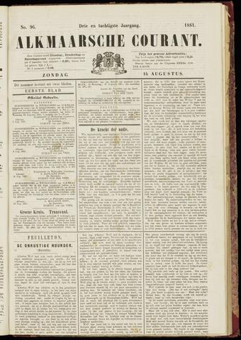 Alkmaarsche Courant 1881-08-14