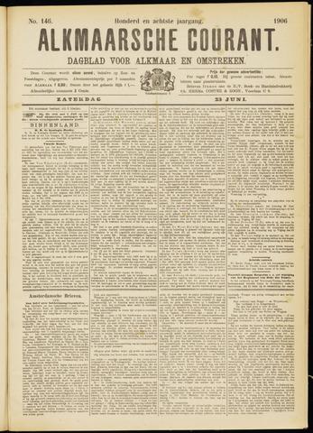 Alkmaarsche Courant 1906-06-23