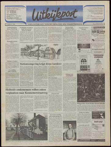 Uitkijkpost : nieuwsblad voor Heiloo e.o. 1999-02-17