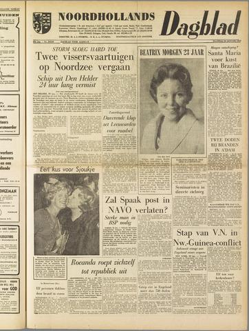 Noordhollands Dagblad : dagblad voor Alkmaar en omgeving 1961-01-30