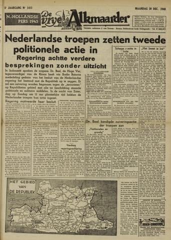 De Vrije Alkmaarder 1948-12-20