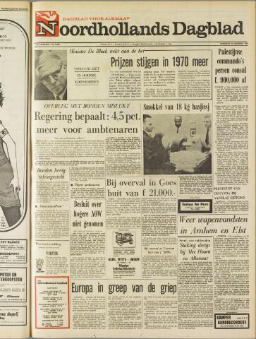Noordhollands Dagblad : dagblad voor Alkmaar en omgeving 1969-12-20