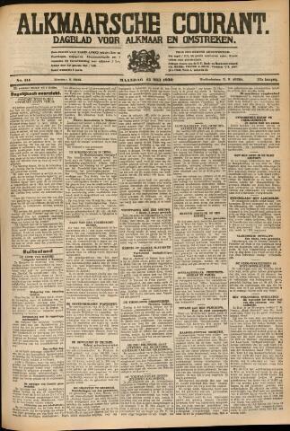 Alkmaarsche Courant 1930-05-12