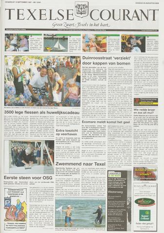 Texelsche Courant 2009-08-25