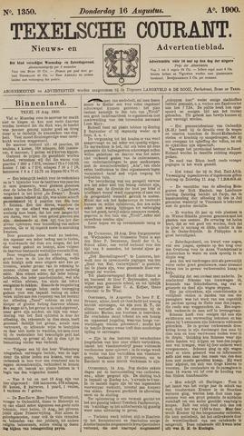 Texelsche Courant 1900-08-16