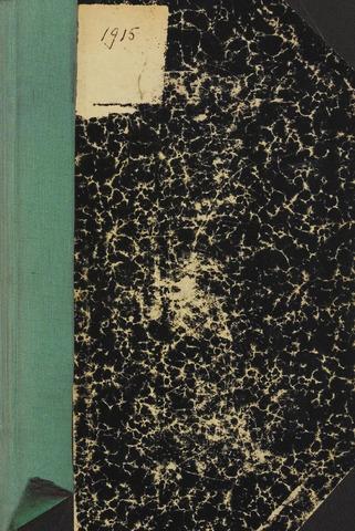 Adresboek van Alkmaar 1915-01-01