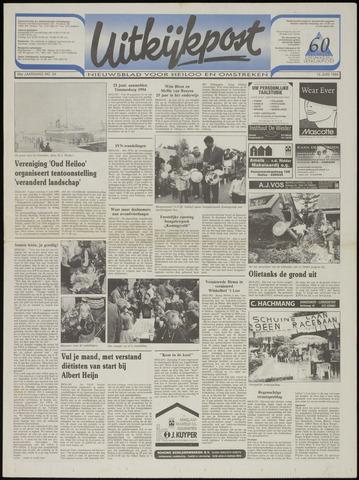 Uitkijkpost : nieuwsblad voor Heiloo e.o. 1994-06-15
