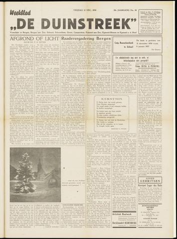 De Duinstreek 1956-12-21