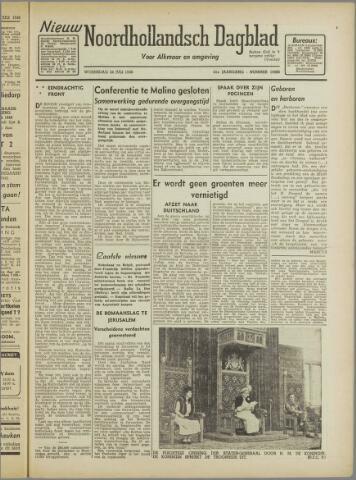 Nieuw Noordhollandsch Dagblad : voor Alkmaar en omgeving 1946-07-24