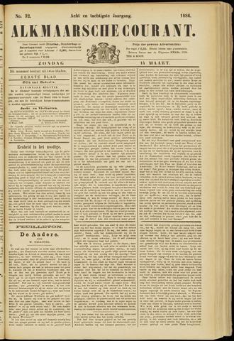 Alkmaarsche Courant 1886-03-14