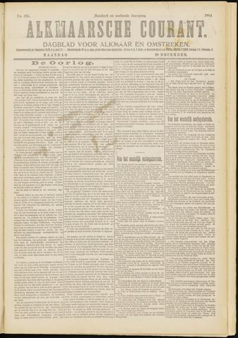 Alkmaarsche Courant 1914-12-28