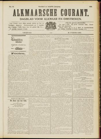 Alkmaarsche Courant 1910-02-18