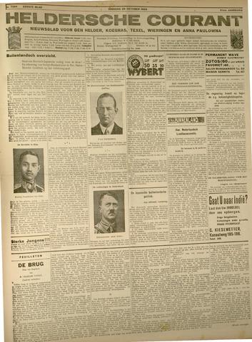 Heldersche Courant 1933-10-24