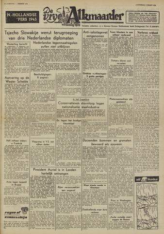 De Vrije Alkmaarder 1950-03-09
