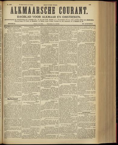 Alkmaarsche Courant 1928-08-21